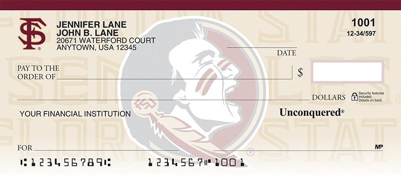 Florida State University - Collegiate Checks