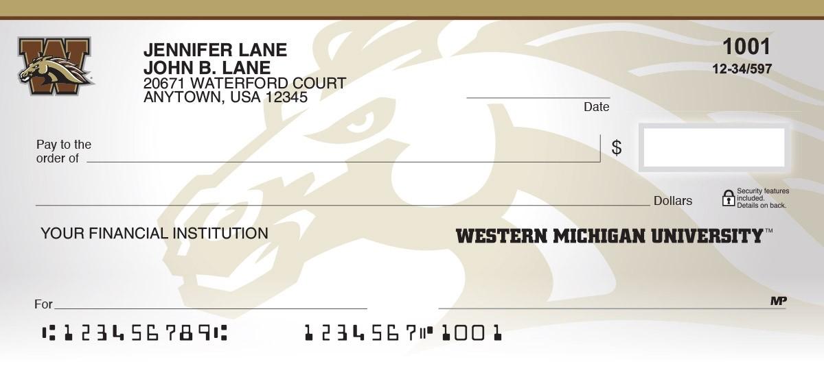 Western Michigan University - Collegiate Checks