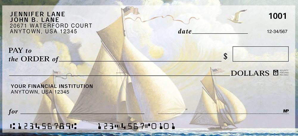 Nautical - Personal Checks