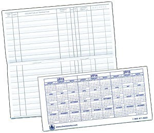 Personal Check Register