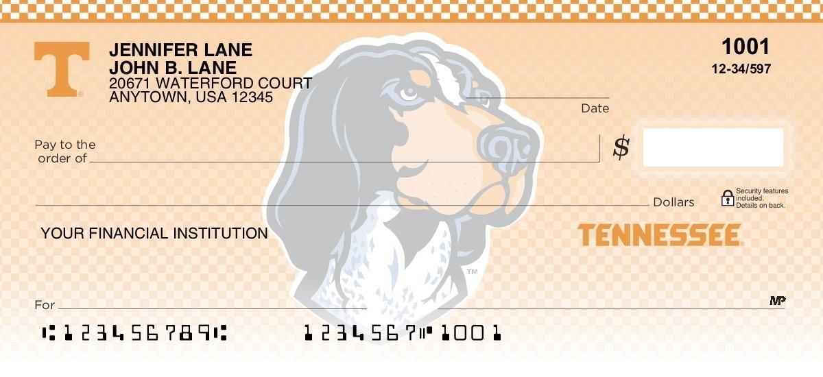 University of Tennessee - Collegiate Checks