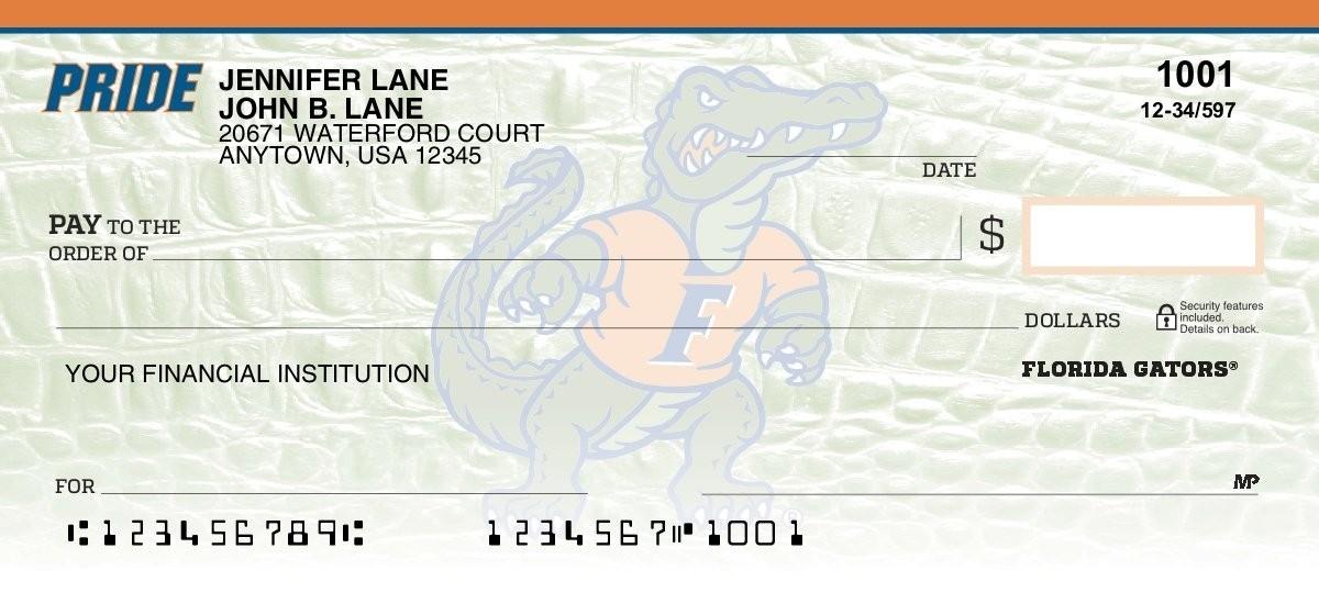 University of Florida - Collegiate Checks