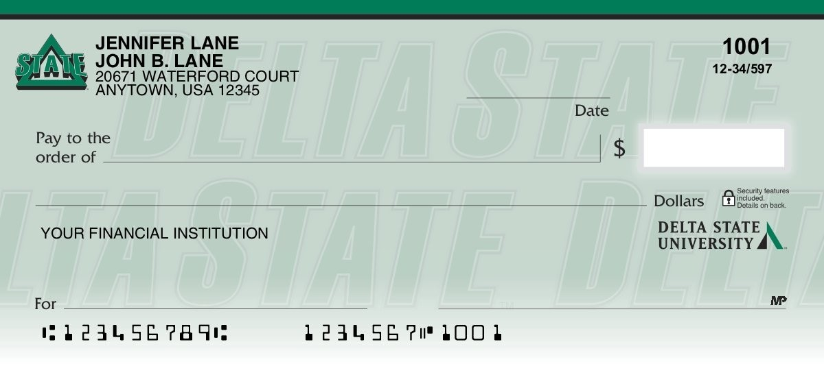 Delta State University - Collegiate Checks