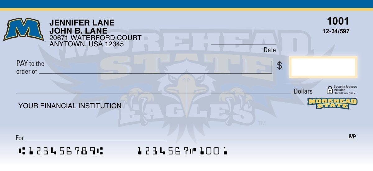 Morehead State University - Collegiate Checks
