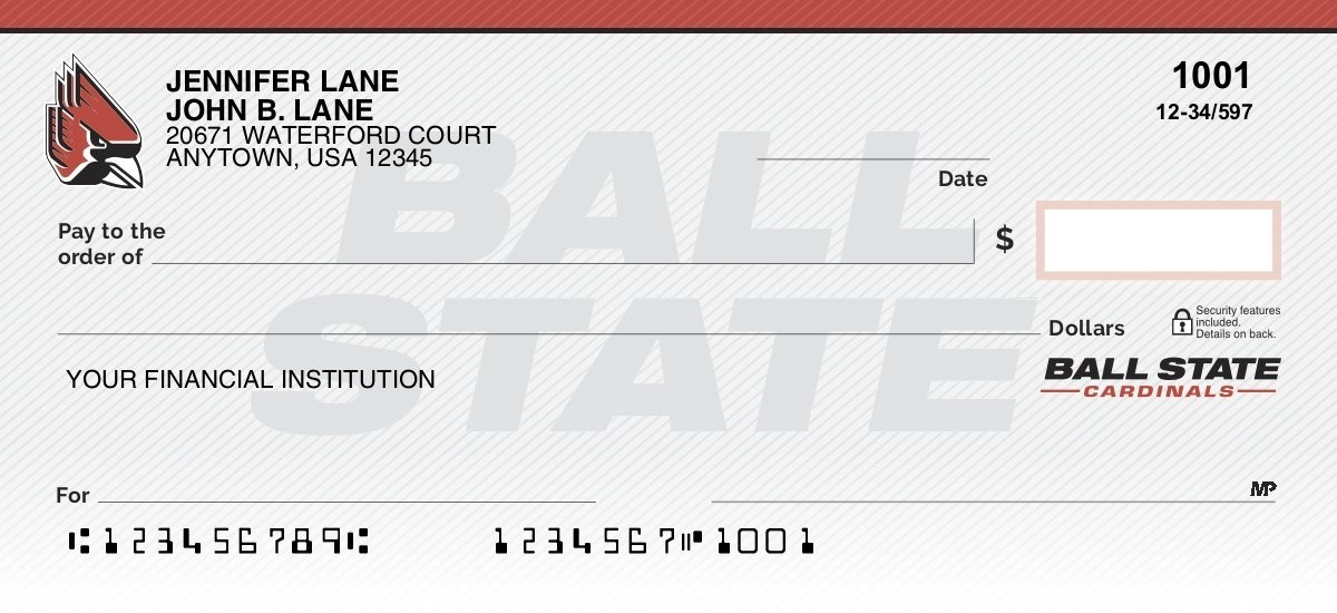 Ball State University - Collegiate Checks