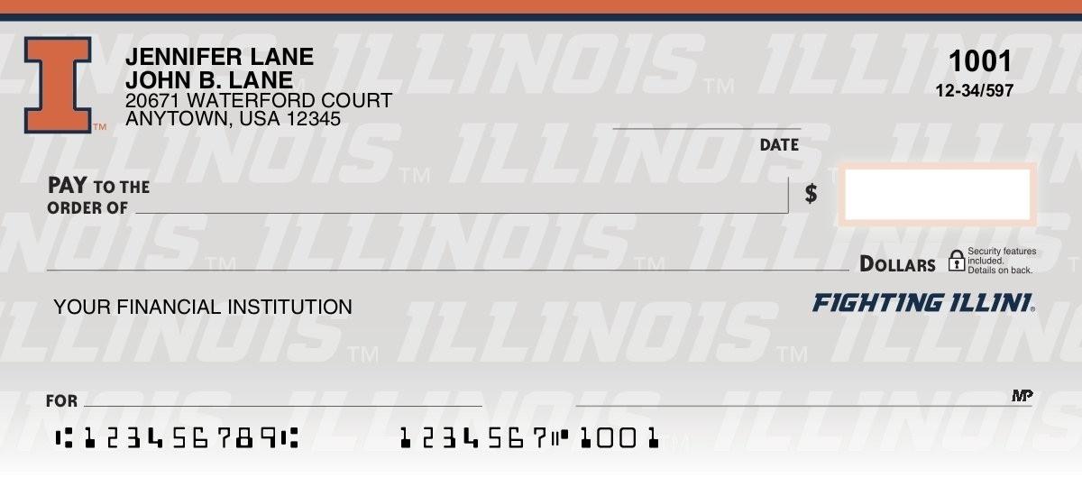University of Illinois - Collegiate Checks