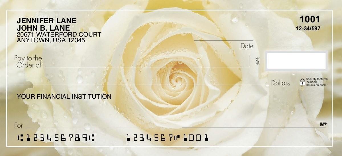Fresh Flower - Personal Checks