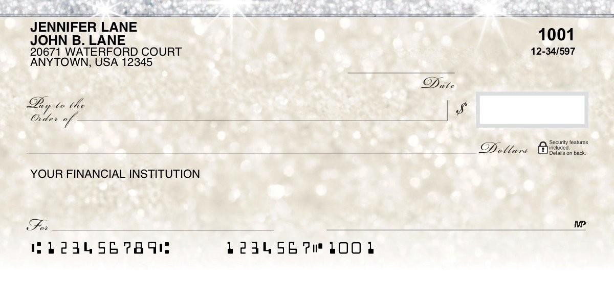 Sterling - Personal Checks