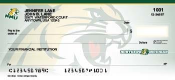 Northern Michigan University - Collegiate Checks