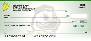 University of Oregon - Collegiate Checks