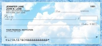 Blue Cloud - Personal Checks