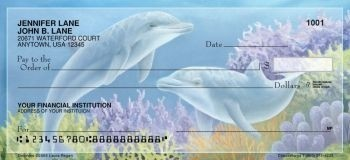 Dolphins - Personal Checks