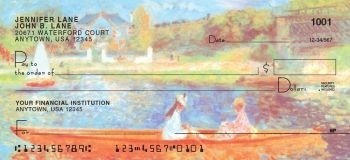 Impressionists - Personal Checks