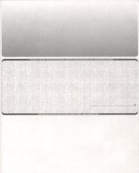 Linen - Gray Center Business Laser Checks
