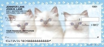 Purr-fect! - Personal Checks