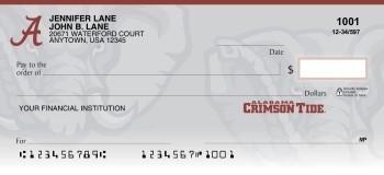 University of Alabama - Collegiate Checks