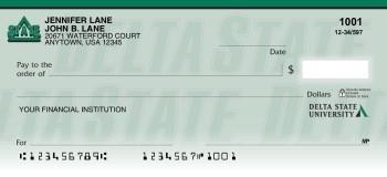 Delta State University - Collegiate Checks