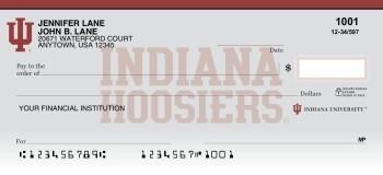 Indiana University - Collegiate Checks