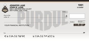 Purdue University - Collegiate Checks