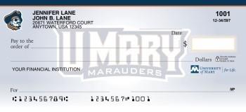University of Mary - Collegiate Checks