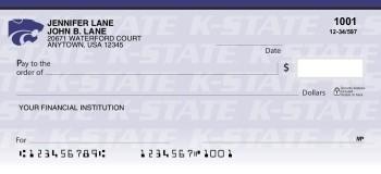 Kansas State University - Collegiate Checks