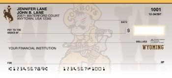 University of Wyoming - Collegiate Checks