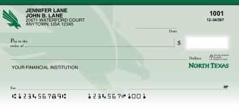 University of North Texas - Collegiate Checks