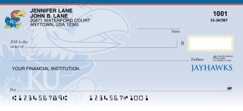 University of Kansas - Collegiate Checks