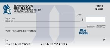 Duke University - Collegiate Checks