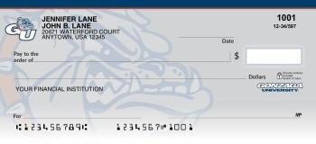 Gonzaga University - Collegiate Checks