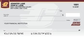Central Michigan University - Collegiate Checks