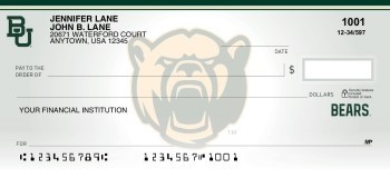 Baylor University - Collegiate Checks