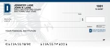 Dickinson State University - Collegiate Checks
