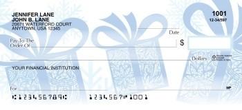 Winter Gift - Personal Checks