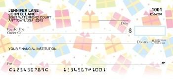 Gifts Galore - Personal Checks