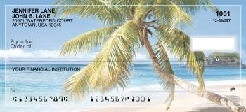 Tropical Paradise - Personal Checks