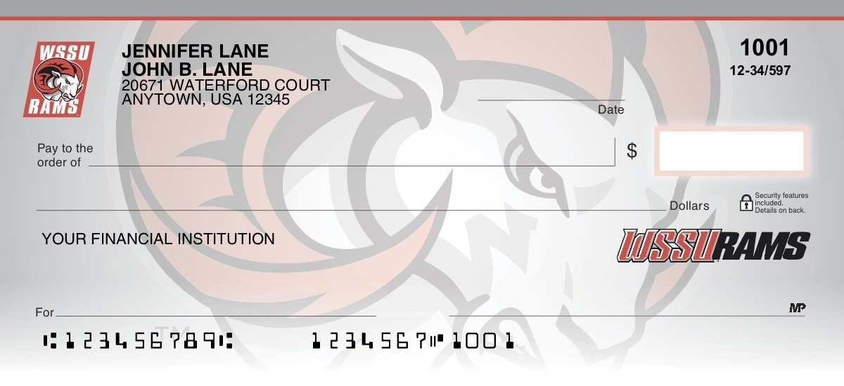 winston-salem state university personal checks